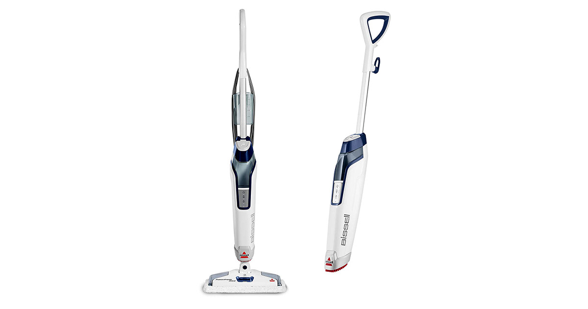 Bissell 1806 Powerfresh Deluxe Sapphire Steam Mop image