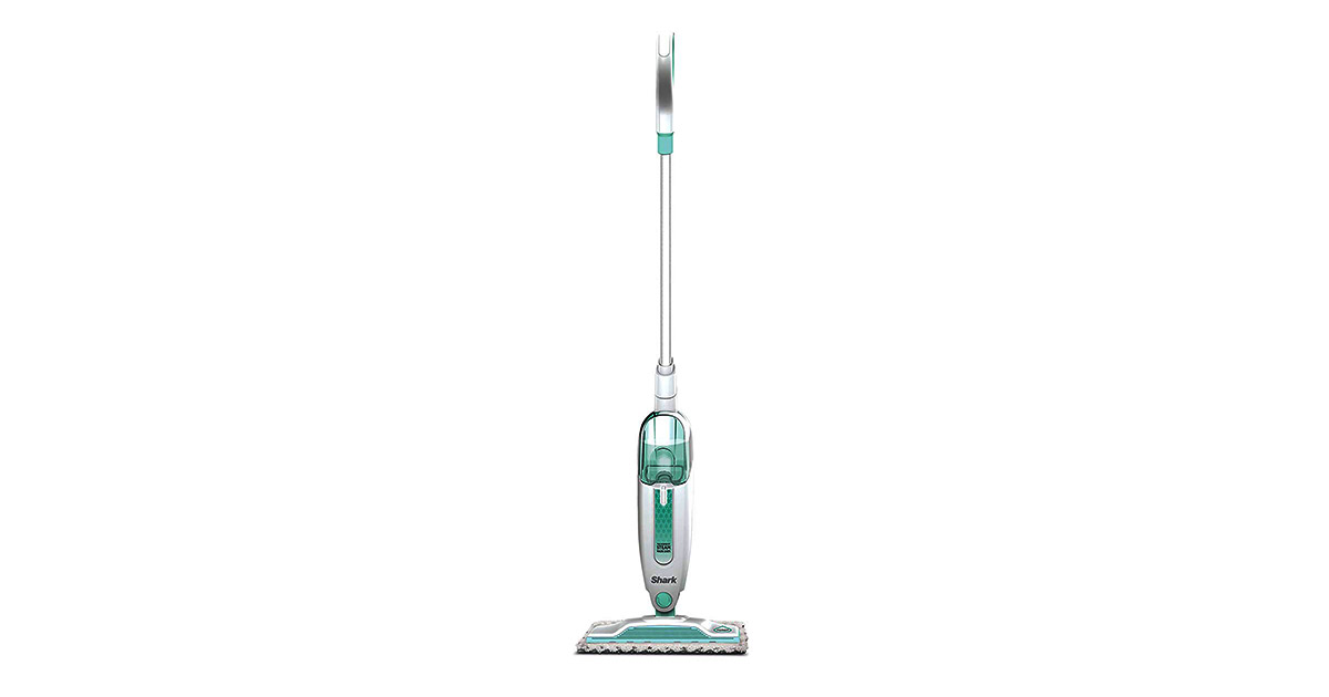 Shark S1000A Hard Floor Cleaner for Cleaning Steam Mop image