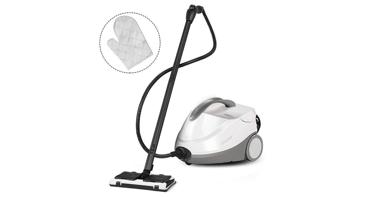 COSTWAY 23673US CYPE Multipurpose Steam Cleaner image