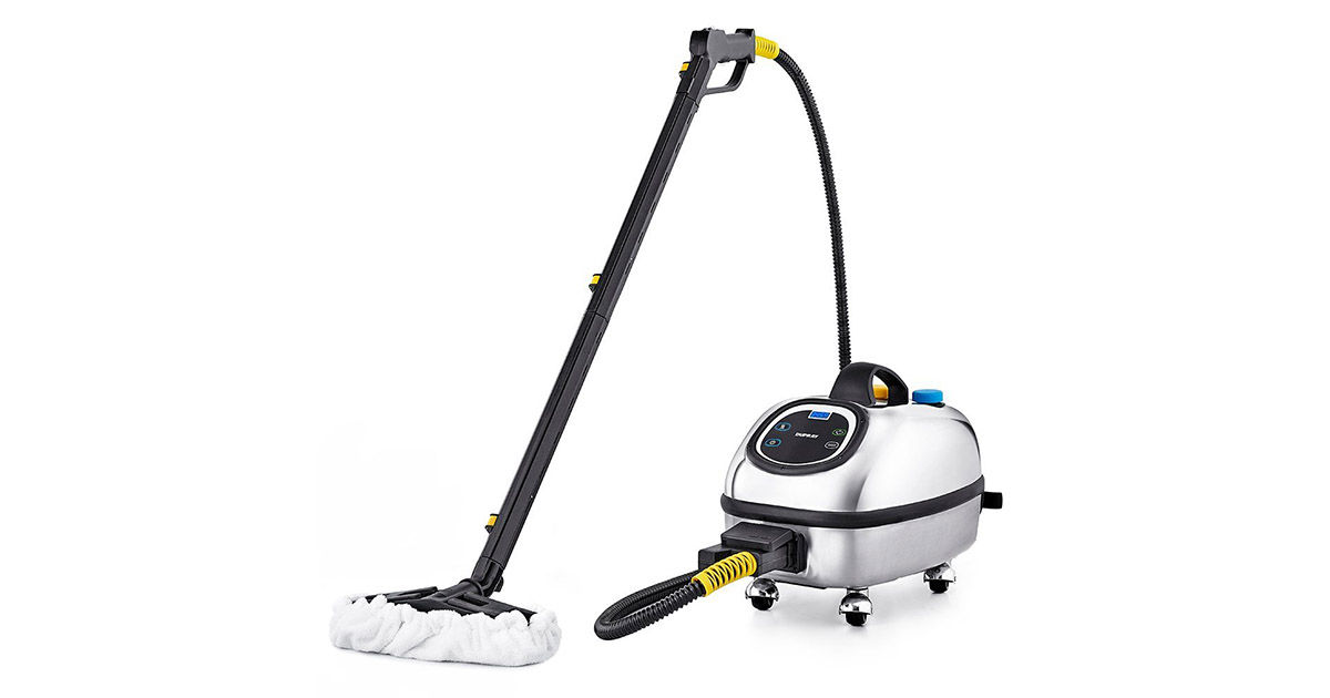 Dupray U21CD85 Hill Injection Commercial Steam Cleaner image