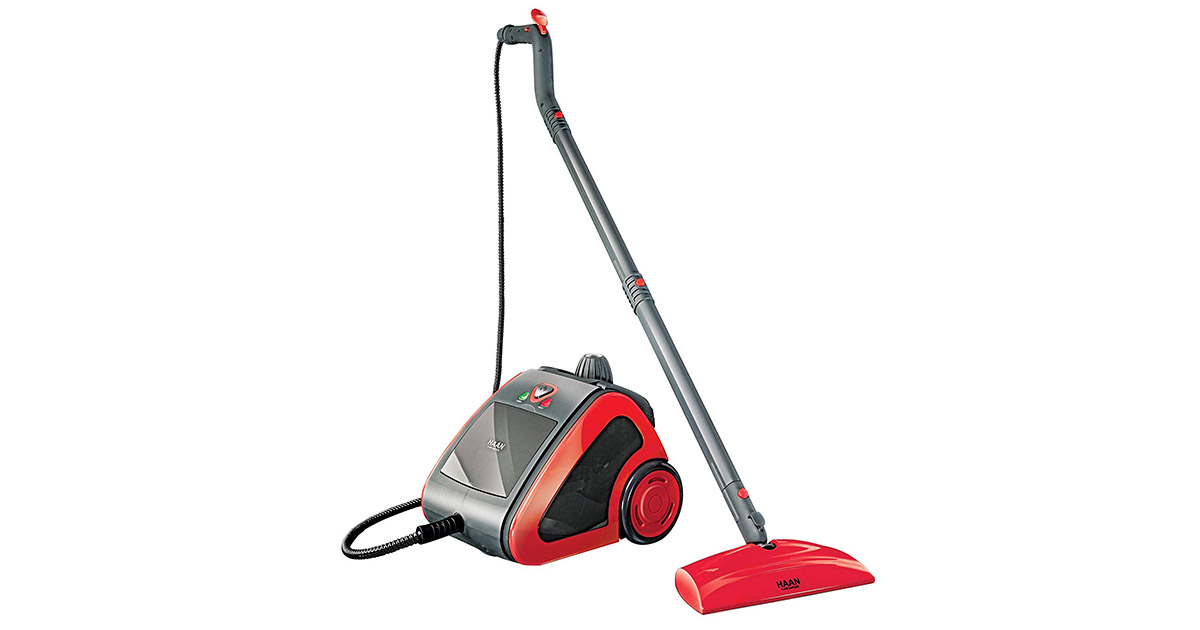HAAN MS35R Complete Professional Steam Cleaner image
