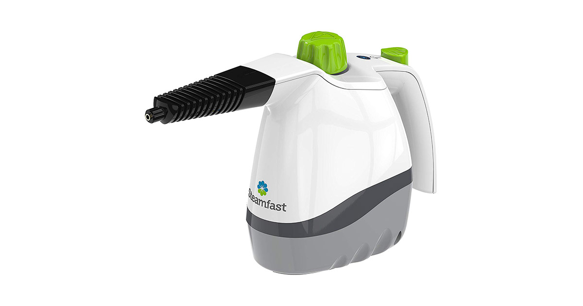 Steamfast SF-210 Everyday Handheld Steam Cleaner image