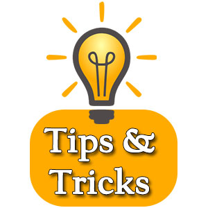 Tips and Tricks image