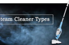 Types of Steam Cleaners – Benefits of each Mop
