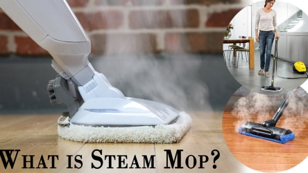 All About Steam Mop and its Benefits